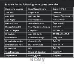 Ceso Hdmi Converter Kit Pour Retro Consoles De Jeux Ps1 2 Xbox Sega Atari Nintendo