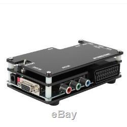 Ceso Kit Convertisseur Hdmi Pour Retro Consoles De Jeux Ps1 2 Xbox Sega Atari Ninte O0k7