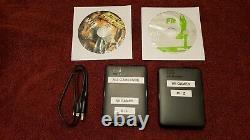 Chargé Nintendo Wii Mod Avec Disque Dur 4 To, 10.000 + Jeux, Tous Les Jeux Wii & Gc + Rétro