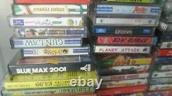 Collection 70 Rétro Atari 400/ 800 Jeux Cassettes Pour Console 800 XL Non Testé