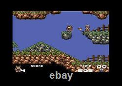 Commodore C64 Retro Computer Mini Games Console Avec Joystick New / Boxed