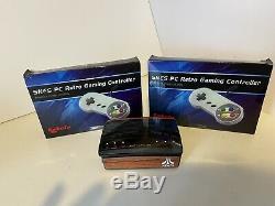 Complet Ultimate Console Nes Snes Retro Games Amiga N64 Atari Megadrive + Plus