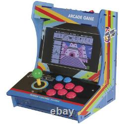 Console De Jeu D'arcade De 10 Pouces D'écran Raspberry Pi Rétro