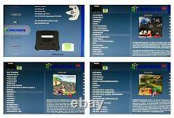 Console De Jeux Rétro 200 Ou 320 Go GB Raspberry Pi 4 B Arcade Machine