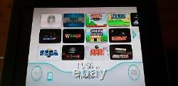 Console Wii Chargée Avec Disque Dur De 2 To, Plus De 9 500 Jeux, Tous Les Jeux Gamecube + Rétro