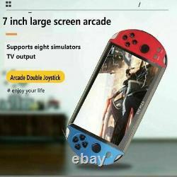 Consoles De Jeux X12 Plus 7 16 Go Retro Handheld Portable Games Console Vidéo