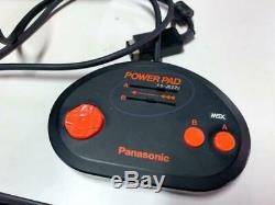 Contrôleur Panasonic Msx2 Fs-a1 Hydride 3 Jeu Rétro Occasion Noire