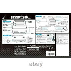 Cyber Gadget Retro Freak (machine Compatible Avec Le Jeu De Rétro)
