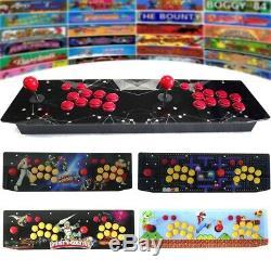 Deux Joueurs Tabletop Retro Arcade Game Console Raspberry Pi 4 Modèle B 4 Go 128g Us
