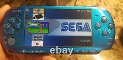 Édition Spéciale Psp 3000 32go Memory Card 50 Psp Jeux! Et 3000 Jeux Rétro