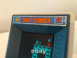 Entex Crazy Climber Rétro Lsi Jeu- Rétro Vfd Jeu Électronique, De Travail, Lire
