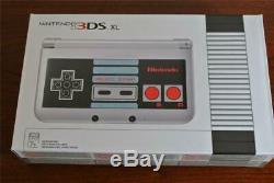 Etanche Nintendo 3ds XL Retro Nes Style Limited Edition Système Jeu Portable Nouveau