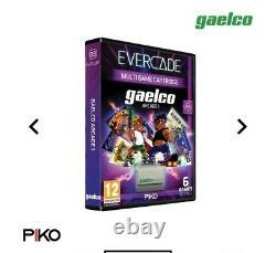 Evercade Vs Founder Edition Pré-commande. Non Libéré. Rétro Gaming Snes Megadrive