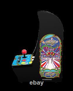 Galaga 88 Countertop Arcade1up Mini Retro Tabletop Color Arcade Jeu Countercade