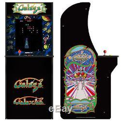 Galaga Arcade1up Retro Accueil Arcade Cabinet Nouvelle Machine À L'intérieur 4ft 2 Jeux En 1