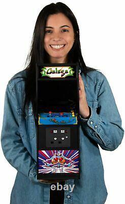 Galaga Mini Arcade Cabinet Micro Retro Console Tout Neuf Officiel Scellé