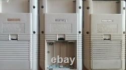 Gameboy Lot De 10 Pourriels Pour Pièces GB Nintendo Console Dmg-001 Jeu Rétro Fs Jp