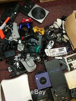 Gaming Énorme Retro Job Lot Pièces De Rechange Ou De Réparation