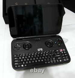 Gpd Win Console De Jeu Portable X7 Z8750 Windows10 4 Go/64 Go Emulated Retro Games