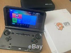 Gpd XD Plus 32 Go Matte Console Portable Noir Avec Extras Jeu De Poche Rétro