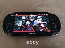 Homebrewed Ps Vita 1000 64 Go Avec Chaque Jeu Ps Vita Et Plus De 10.000 Jeux Rétro