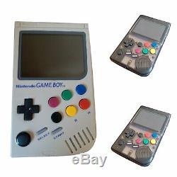 Jeu 64gb Portatif Retro Console LCL Raspberry Pi3b Gameboy Psv2000