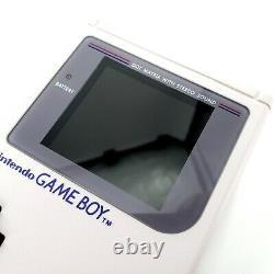 Jeu Original Nintendo Boy Dmg-01 Retro Pixel Ips Rétroéclairé LCD Restauré 36 Couleurs