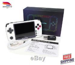 Le Upgrated Pocketgo V2 Retro Console De Jeux Portable Gameboy Ps1 Emulator