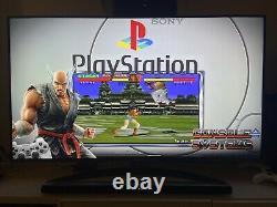 Microsoft Original Black V1.2 Xbox 100+ Jeux Console Rétro De Jeux
