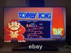 Microsoft Original Black V1.2 Xbox 100+ Jeux Rétro Console