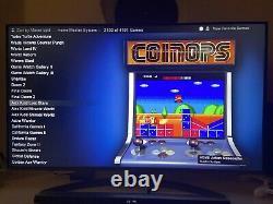 Microsoft V1.6 Xbox Original Noir 150+ Jeux Retro