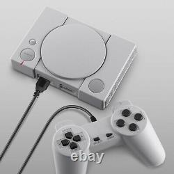 Mini Ps1 Style Retro Games Console Sony Playstation 600+ Games Mario Uk