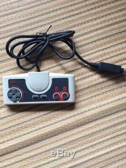 Nec Pc Engine Console De Jeux Rétro Pi-tg001 Millésime 1987 Blanc Utilisé