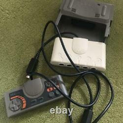Nec Pc Engine Console Pi-tg001 Retro Game Vintage Utilisé 9 Logiciels Non Confirmés