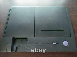Nec Pc Engine Duo Turbo Duo Console System Pi-tg8 Rétro Jeu Console Noir Utilisé