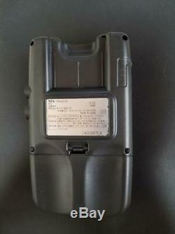 Nec Pc Engine Gt Console Turboexpress Le Vintage Jeu Pi-tg6 Utilisé Noir