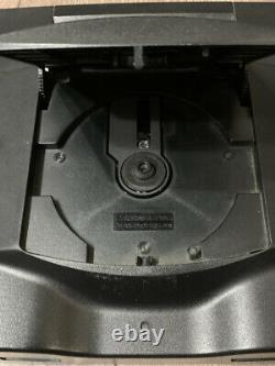 Neo Geo CD Snk Console Cd-t01 Version Japonaise Utilisé Testée Travail Jeu Retro