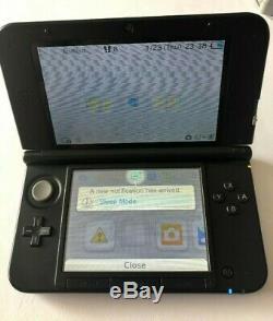 Nintendo 3ds XL Bleu Pokemon X Et Y Edition Avec 4000+ Jeux Ultimate Retro Sys