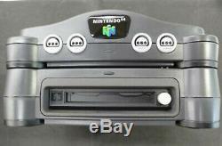 Nintendo 64 64dd Mario Artiste Japonais 4 Jeux Console Retro Jeu Mis Rare