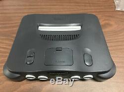 Nintendo 64 N64 Jeu Console Système Complet Boîte Cib Manuel Retro Bundle Lot