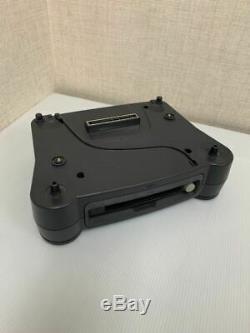 Nintendo 64dd Console Système D'entraînement De Disque 64 Bits 1999 Rétro Jeu Vidéo Vintage