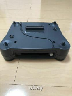 Nintendo 64dd /console System Disk Drive 64 Bit 1999 Retro Video Game Vintage