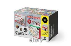 Nintendo Classic Mini Double Pack Console De Jeu Super Famicom & Shonen Jump Ver