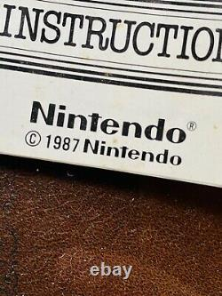 Nintendo Game And Watch Bomb Sweeper Nice Working Testé 1987 Rétro Portable