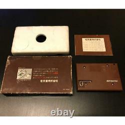 Nintendo Game Montre Manhole Japon 1981 Rare Et Retro Utilisé Testé Works Avec La Boîte