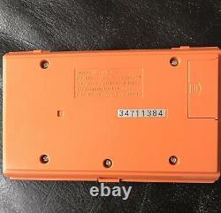Nintendo Game & Watch Donkey Kong Multi Screen Console Rétro Dk52 Très Bon Cond