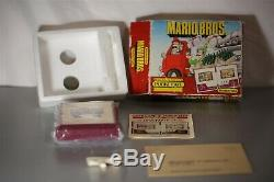 Nintendo Game & Watch Mario Bros Facilement À Emporter. Noa 1983 Retro Jeu Vidéo Works