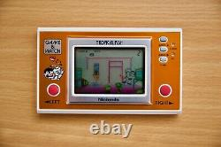 Nintendo Game & Watch Tropical Fish Boxed Rare Retro And Vintage 1980 Tf-104