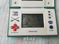 Nintendo Game & Watch Zelda Rare Retro And Vintage 1989 Zl-65 Vgc