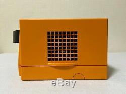 Nintendo Gamecube Orange Contrôleurs De Console De Jeux Vidéo Au Japon Fedex